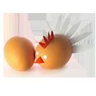 поддельные яйца в россии