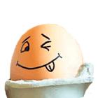осторожное яйцо
